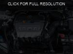 Acura TSX engine #4