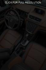 Buick Encore interior #3
