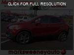 Buick Encore red #3