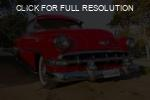 Chevrolet Classic red #1