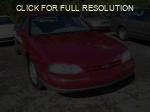 Chevrolet Lumina red #1
