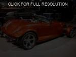Chrysler Prowler black #4