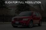Dodge Journey red #2