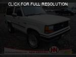 Ford Bronco II white #2