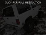 Ford Bronco II white #3