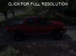 Ford Explorer Sport Trac red #1