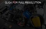 Ford Shelby GT500 engine #1