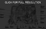 Ford Tempo engine #1