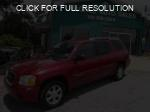GMC Envoy XUV red #1