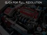 Honda Prelude engine #3