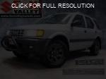 Isuzu Rodeo Sport wheels #1