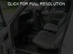 Jeep Comanche interior #1