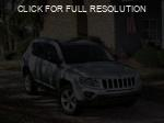 Jeep Compass white #3