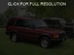 Land Rover Discovery red #3
