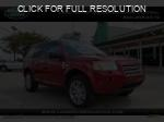 Land Rover LR2 red #3