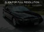 Lincoln Mark VIII black #1