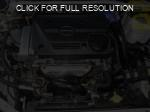 Mazda Mazdaspeed Protege engine #2