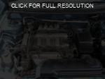 Mazda MPV engine #1