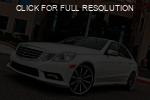 Mercedes-Benz E-Class wheels #3