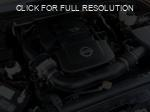 Nissan Frontier engine #1