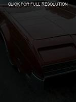 Oldsmobile Toronado red #4