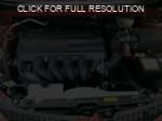 Pontiac Vibe engine #1