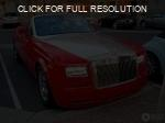 Rolls-Royce Phantom Coupe red #2