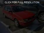 Subaru Justy wheels #3