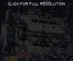Toyota T100 engine #1
