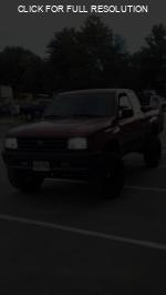 Toyota T100 red #1