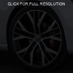 Volkswagen GTI wheels #3