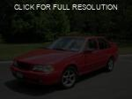 Volvo S70 red #2