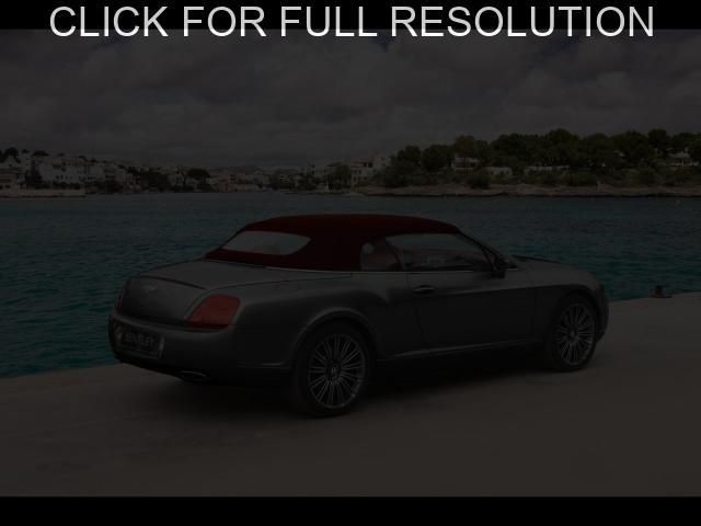 Bentley Continental GTC #4