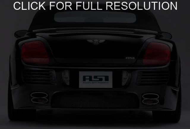 Bentley Continental GTC #12
