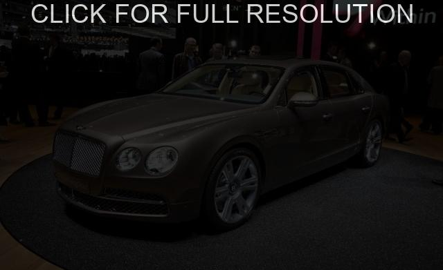 Bentley Flying Spur #4