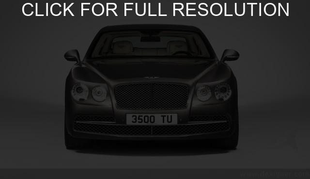 Bentley Flying Spur #15