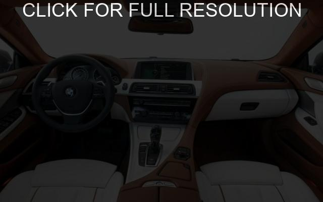 BMW 6 Series Gran Coupe #2
