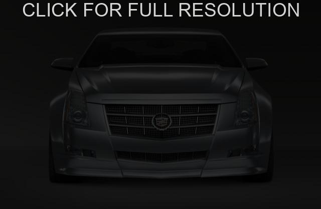 Cadillac CTS Coupe #3