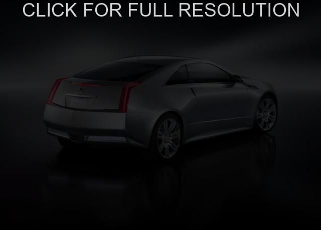 Cadillac CTS Coupe #5