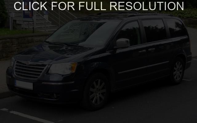 Chrysler Grand Voyager #2