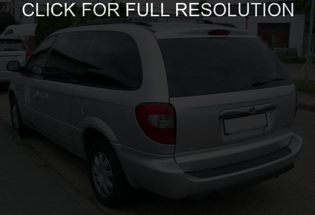 Chrysler Grand Voyager #6