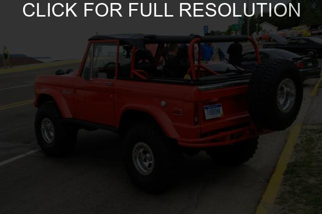Ford Bronco #12