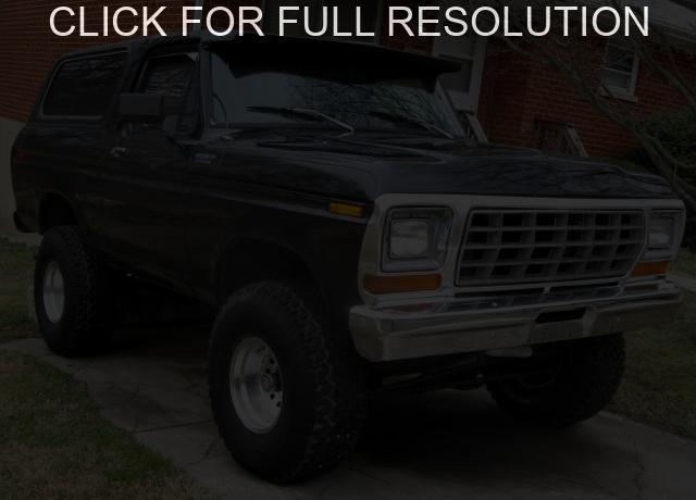 Ford Bronco #6