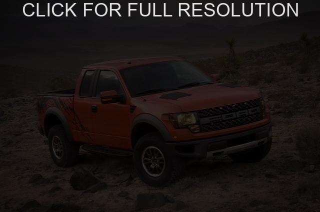 Ford F-150 #1