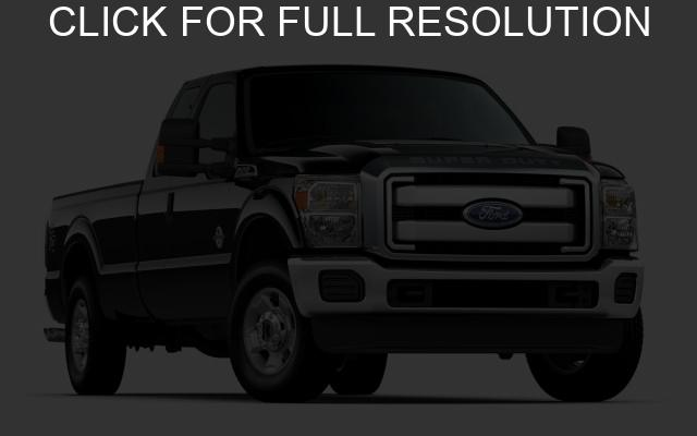 Ford F-250 #12