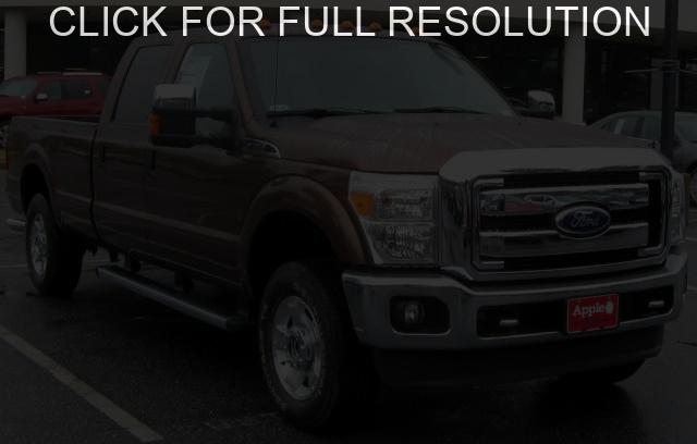 Ford F-250 #5