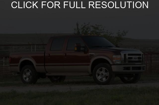 Ford F-250 #8