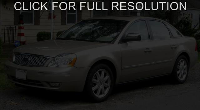 Ford Five Hundred #5