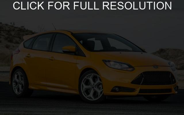 Ford Focus ST #14
