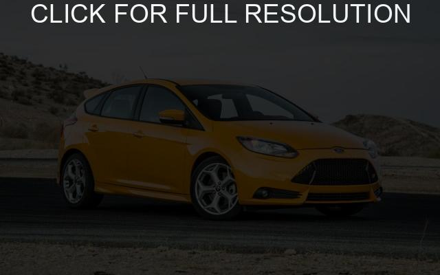 Ford Focus ST #4